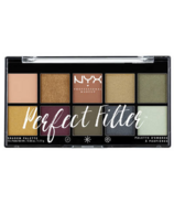 NYX Perfect Filter Shadow Palette Olive You
