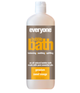 Everyone Bubble Bath Geranium + Sweet Orange