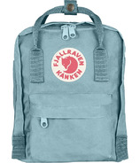 Fjallraven Kanken Mini Backpack Sky Blue