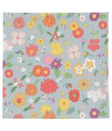 Now Designs Napkin Set Flowers of the Month