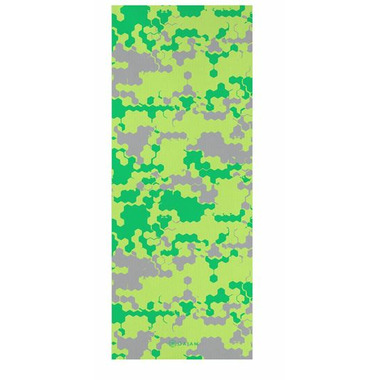 Gaiam Kids Printed Yoga Mat Green Camo