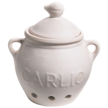 Terra Cotta Garlic Keeper