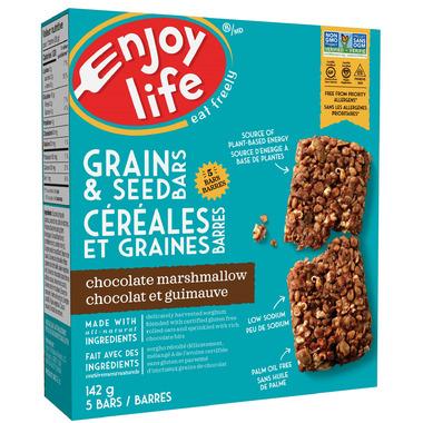 Enjoy Life Grain & Seed Chocolate Marshmallow Bars