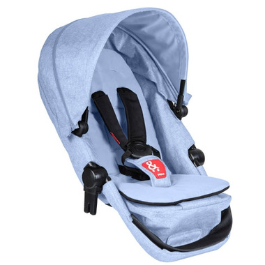 Phil & Teds Voyager Doubles Kit Blue Marl