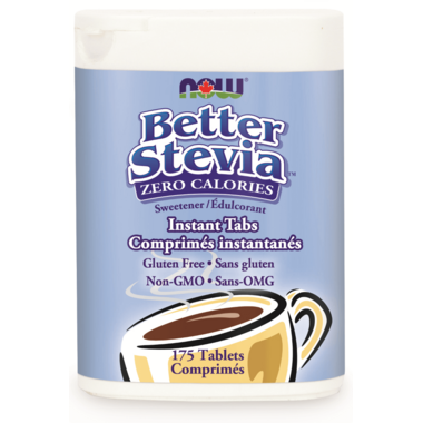 NOW Foods Stevia Instant Tab Dispenser