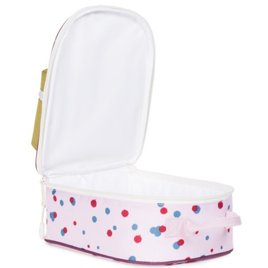 Parkland Rodeo Lunch Kit Pink Polka Drops