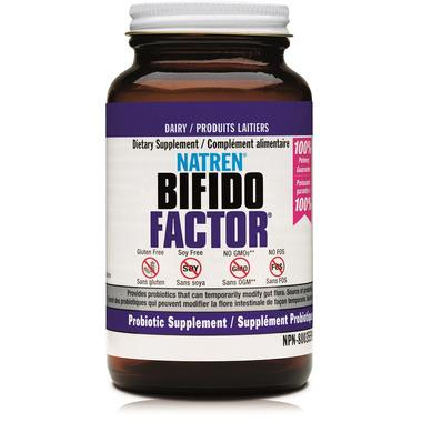 Natren Bifido Factor Dairy Free Probiotic
