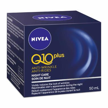 Nivea Q10 Plus Anti-Wrinkle Night Care