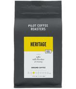 Pilot Coffee Roasters Heritage Ground Coffee