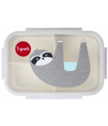 3 Sprouts Bento Box Sloth