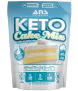 ANS Performance KETO Cake Mix Vanillla