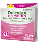 Dulcolax for Women 25's