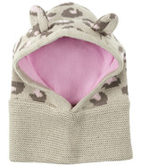 ZOOCCHINI Baby Knit Balaclava Hat Kallie the Kitten