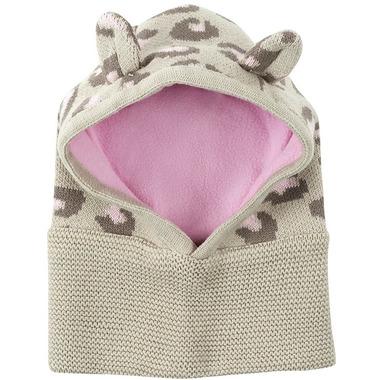 ZOOCCHINI Baby Knit Balaclava Hat Kallie the Kitten