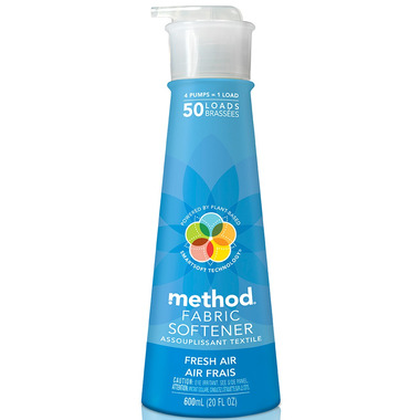 Method Fabric Softener in Fresh Air