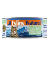 Feline Natural Chicken and Grass-Fed Lamb Feast