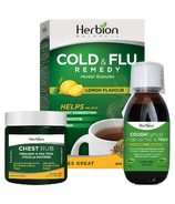 Herbion Cold & Flu Relief Bundle