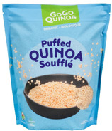 GoGo Quinoa Royal Quinoa soufflé
