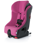 Clek Foonf Convertible Car Seat with Anti-Rebound Bar in Flamingo