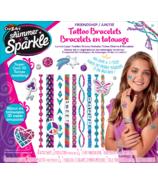 Cra-Z-Art Shimmer 'n Sparkle Glitter Boîte de format moyen de tatouages et de bijoux
