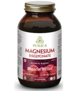 Purica Magnesium Effervescent Bisglycinate Raspberry