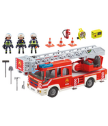 Playmobil City Action Unité d'échelle de pompiers