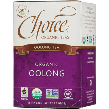 Choice Organic Teas Oolong Tea