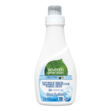 Seventh Generation Liquid Fabric Softener