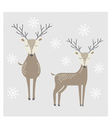 Harman Novelty Reindeer Paper Napkins Cocktail Size