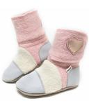 Nooks Design Booties Snowberry 18-24M