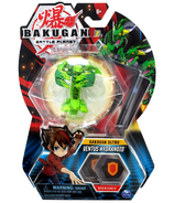 Bakugan Ultra Ventus Hydranoid Collectible Action Figure and Trading Card