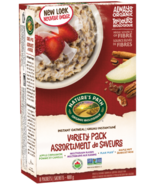 Nature's Path Organic Instant Oatmeal Variety Pack