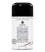 Alaffia Coconut Reishi Deodorant Lavender & Charcoal