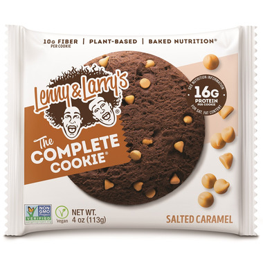 Lenny & Larry\'s Complete Cookie Salted Caramel