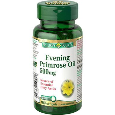 Nature\'s Bounty Evening Primrose Oil