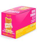 SmartSweets Fruity Gummy Bears Bulk Pack