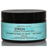 Nuworld Botanicals Stress Relief Whipped Borage Oil Hand & Foot Butter