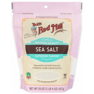 Bob\'s Red Mill Sea Salt