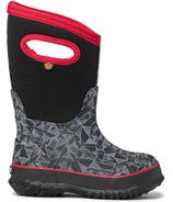 Bogs Classic Maze Geo Boots Black Multi