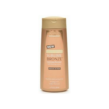 L\'Oreal Sublime Bronze Luminous Bronzer Self-Tanning Lotion