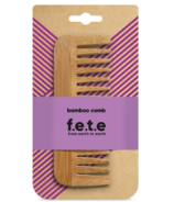 f.e.t.e. Wide Toothed Comb