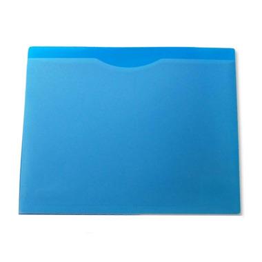 VLB Letter-Sized Poly Expansion File Jacket