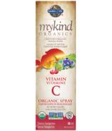 Garden of Life MyKind Organics Vitamin C Organic Cherry-Tangerine Spray