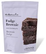 StellarEats Mélange à brownie et fudge sans grains