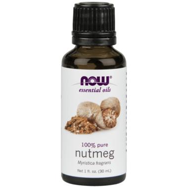 NOW Essential Oils Nutmeg Oil
