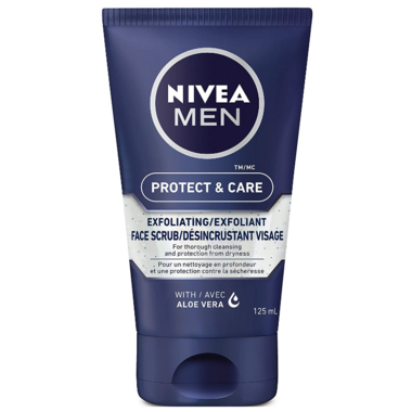Nivea Men Protect & Care Exfoliating Face Scrub