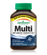 Jamieson Men's Adult Multivitamin 50+ Value Pack