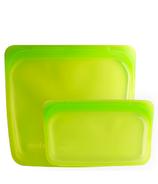 Stasher Storage & Snack Bag Lime Bundle