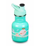 Klean Kanteen Kid Classic with Kid Sport Cap Jelly Fish