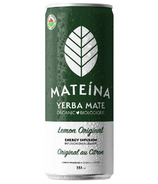 Mateina Lemon Original Yerba Mate